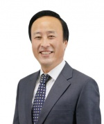 [새의자] 고진국  민주평통 영월군협의회장