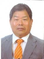 [새의자] 조도원  민주평통 평창군협의회장