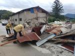 강풍에 날려간 70대 할머니 숨지는 등 전국에서 9명 사상