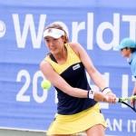 최지희, ITF 영월 국제 여자테니스 단식 우승