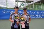 양구출신 김나리 ITF 영월 2차대회 우승