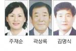 고성군민상 주재순·곽상록·김명식씨 선정