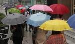 [내일날씨] 전국 흐리고 비 계속…중부지방에 장대비