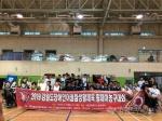춘천스마일휠체어농구단 휠체어농구대회 우승