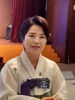 강릉 김복순 위원장, 대통령 표창