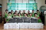 강남동 봉사단 반찬 전달