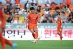 '두 자릿수 득점 돌파' 강원 김지현, K리그1 29R MVP