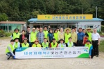 이규삼 농협 감사위원장,태풍피해 복구 일손돕기