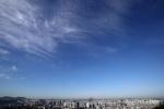 내일도 청명한 가을 날씨…강원 영동·경북 동해안 비 조금