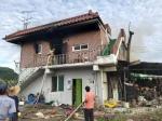 춘천 남산면 광판리 주택화재…사망 1명·부상 2명