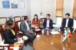 에티오피아 하원의원 춘천 방문