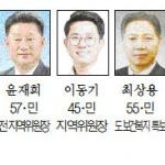 선거구 개편 최대 진앙지, 지역구 중심 '표밭 확장' 본격화