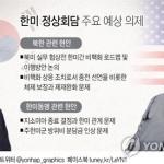 트럼프, 북미실무협상 목전서 文대통령과 비핵화해법 조율
