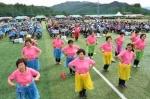 평창 용평면민 체육대회