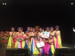 전국다문화가족 모국 춤 페스티벌에서 춘천 팀 금상 수상