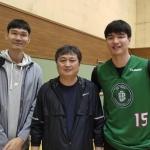 프로농구 원주DB 김주성 코치-김종규, 나란히 '제2의 농구인생' 시작