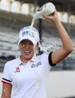 허미정, LPGA 투어 IWIT 챔피언십 우승…시즌 2승 달성