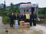 농협 돼지열병 방역현장 위문