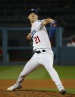 다저스, 워싱턴과 NLDS 1차전 6-0 승리…뷸러 6이닝 무실점