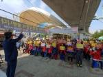 노브랜드 춘천점 반대 시위 거셌다