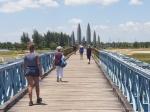 냉전 당시 MDL 표시 남은 다리·3층짜리 땅굴 관광자원화