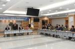 바살협 도협 시·군회장 회의