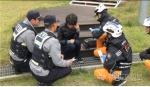 도자살예방센터 자살시도자 응급대응 모의훈련 실시