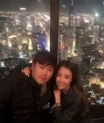 류현진·배지현 부부 2세 소식…FA대박 앞두고 겹경사