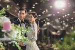 결혼식 올린 이상화-강남