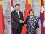 시진핑, 인도 이어 네팔 국빈방문…양국관계 격상 합의
