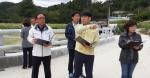 홍천군의회 사업장 점검