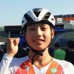 양양고 김종우, 아시아 사이클선수권 금메달