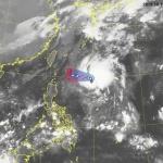 제20호 태풍 '너구리' 필리핀 해상서 발생…우리나라 영향 없을듯
