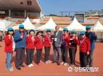 대한노인회 삼척지회, 전국노인건강대축제 게이트볼대회 동메달 획득