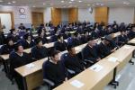 양양노인대학 졸업식