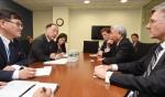 홍남기 부총리 총선 출마설 부인
