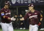 '미러클 두산' 이틀연속 끝내기로 한국시리즈 우승에 '2승만 더'