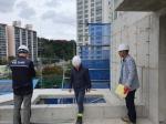 삼척 추락재해예방 특별단속 활동