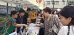 강원유통업협회,베트남에서 장학후원 바자회 참가