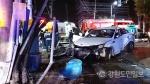 원주시 단구동 교통사고 1명 사망·5명 부상