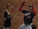 MLB 워싱턴 대포 '쾅!쾅!쾅!'…WS 승부는 7차전으로