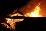불타는 세계문화유산 일본 슈리 성