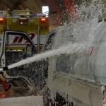 인제양양터널 재난 사고 대비 가상훈련
