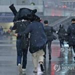 일요일 강원 지역 비·진눈깨비…내일 미세먼지 일부 '나쁨'