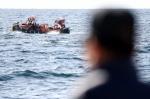 독도해역 추락 헬기 탑승자 마지막까지 탈출 시도했다