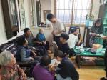 새마을부녀회 건강검진 봉사활동