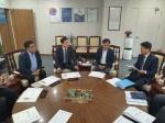 김진태 의원-이재수 시장 국비확보 공조