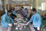 삼척시의원 재활용 쓰레기 선별 체험