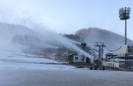영하로 떨어진 날씨…강원 스키장 개장 준비 착수