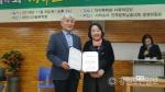 김진규 그믐달시낭송회 대표 시와소리 전국문학낭송경연대회 대상